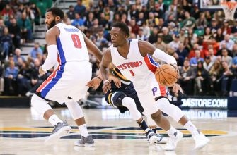 Grading the Detroit Pistons' loss to the Utah Jazz