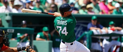 Sam Travis On Track To Be 'Hidden' Force On Red Sox