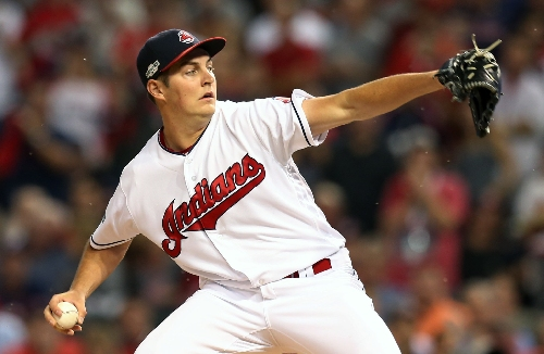 Cleveland Indians have Terry Talkin' Trevor Bauer, Yandy Diaz, starters -- Terry Pluto