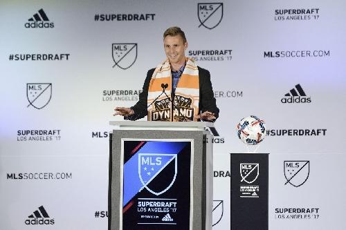 Dynamo have big day at MLS SuperDraft