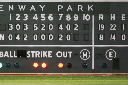 The story of the Yankees' historic offensive streak in 1930