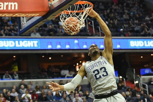 Georgetown Comes Back to Beat UConn in 72-69 Thriller
