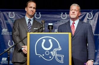 Jay Glazer: Colts owner Jim Irsay pushing to hire Peyton Manning as head of football