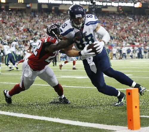The Latest: Seattle scores on opening drive for 7-0 lead The Associated Press