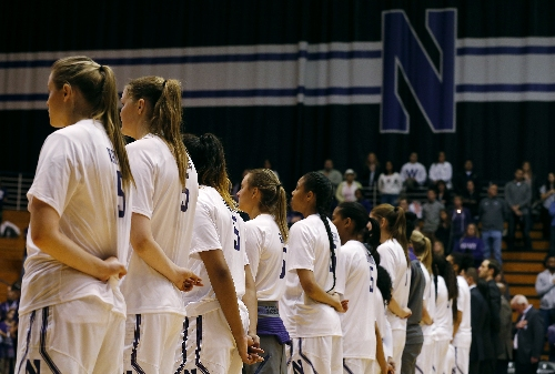 Northwestern women's hoops wins 1st game since Hankins death The Associated Press