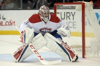 Montreal Canadiens: Relax and Give Carey Price a Break