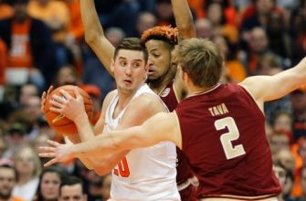 Tyus Battle leads Syracuse in dominating win over BC