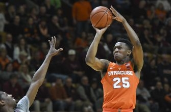 Rapid Reaction: Tyus Battle Leads Syracuse Basketball To Dominant Win