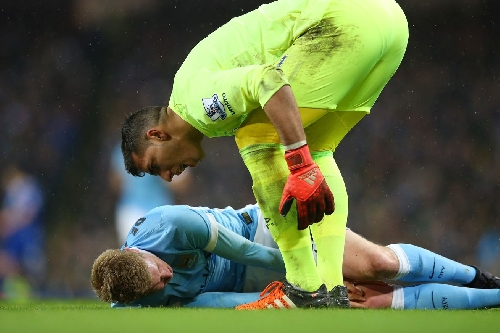 Everton vs Man City: Injury Report