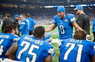The Detroit Lions Should Not Extend Matthew Stafford