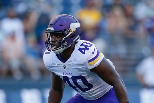 Kentrell Brothers Recognized For Strong Special Teams Play