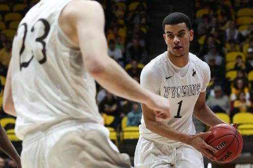 Photos: University of Wyoming vs Nevada Basketball