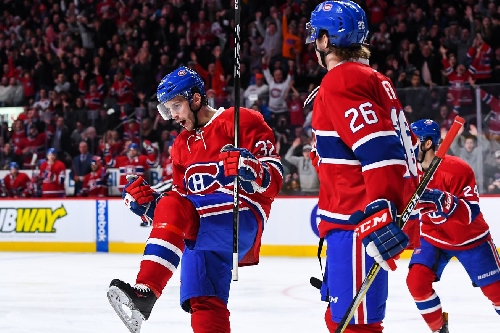 Canadiens vs. Rangers Top Six Minutes: The return of the regulars