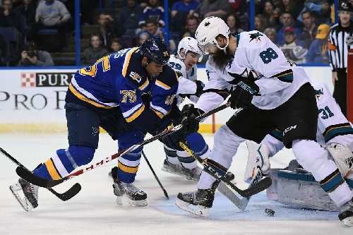 Sharks vs. Blues: Lines, gamethread and where to watch