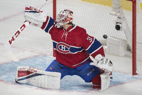 Canadiens rally with 3 goals in 62 seconds to beat Rangers The Associated Press