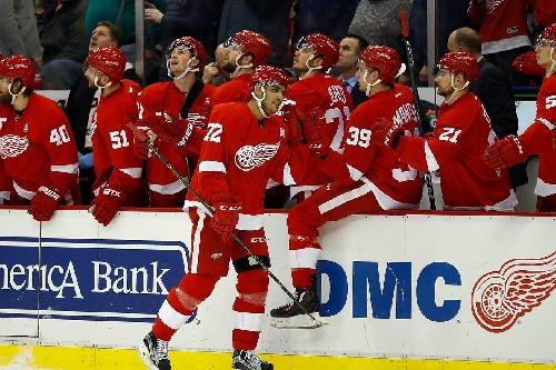 Recap: Detroit Red Wings 6 - Pittsburgh Penguins 3