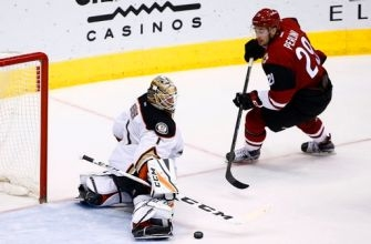 Bernier gets shutout, Ducks beat Coyotes 3-0