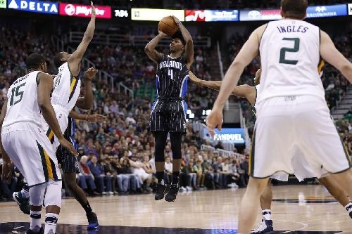 Orlando Magic 107 Utah Jazz 114: Jazz pull away late despite Payton's career night