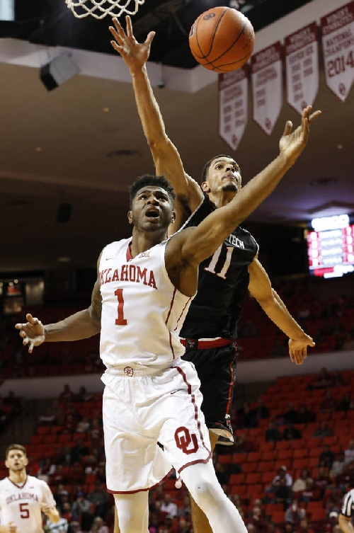 OU men's basketball journal: Odomes has career night in Sooners' win over Texas Tech