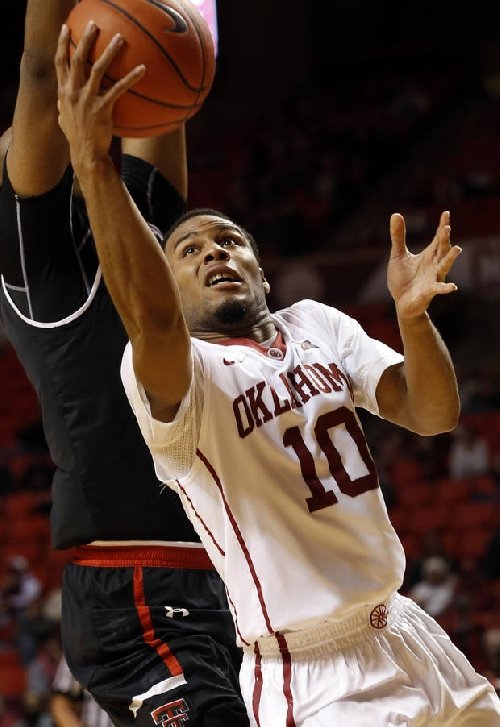 OU basketball journal: Kruger shakes up Sooners starting lineup again