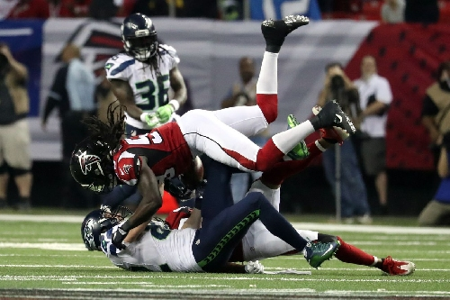 Seahawks-Falcons Rule Explanation: Why the final interception was not reviewed