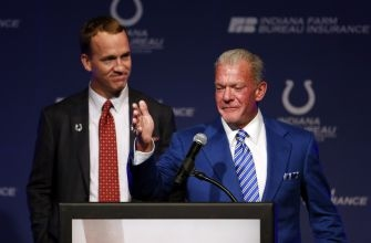 Report: Colts Have Made a 'Strong Push' for Peyton Manning, But Talks Stalled