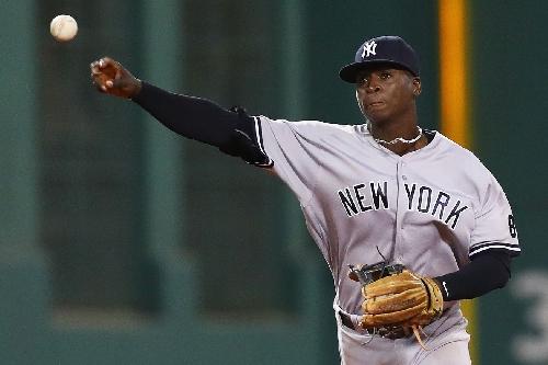 Should the Yankees look to extend Didi Gregorius?