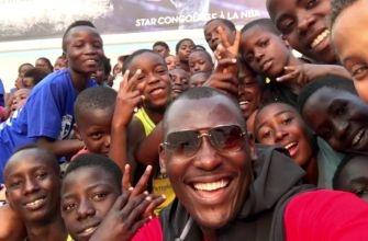 Bismack Biyombo follows Dikembe Mutombo's lead in Congo