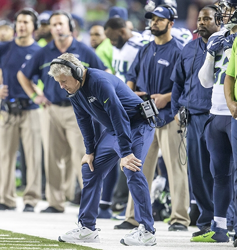 What the national media are saying about the Seahawks after playoff loss to Falcons: 'empire seems to be crumbling'