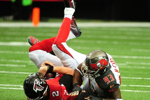 The Buccaneers beat at least one 2017 NFL conference finalist