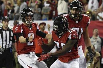 Atlanta Falcons beat Seattle Seahawks 36-20, advance to NFC title game
