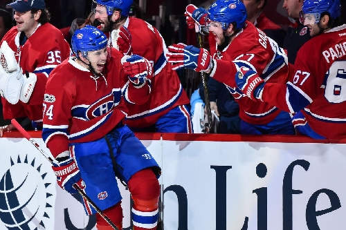 Canadiens vs. Rangers 10 Takeaways: Willing their way to a win