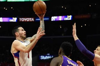 Clippers beat Lakers behind Jordan's hot shooting