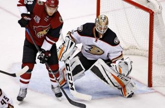 Ducks beat Coyotes behind Bernier's shutout