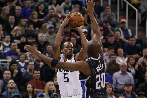What can the Utah Jazz do if Rodney Hood is out for an extended period?