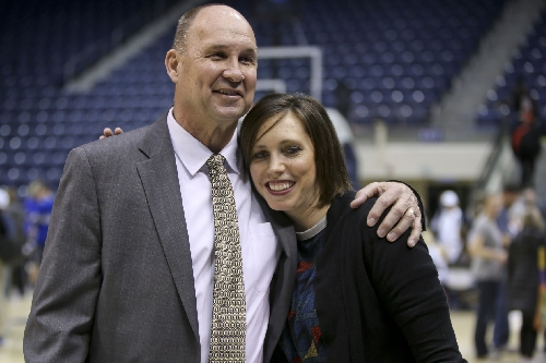 BYU basketball fulfills bucket-list wish for former Cougar with terminal cancer