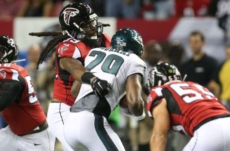Adrian Clayborn out for playoffs with torn bicep