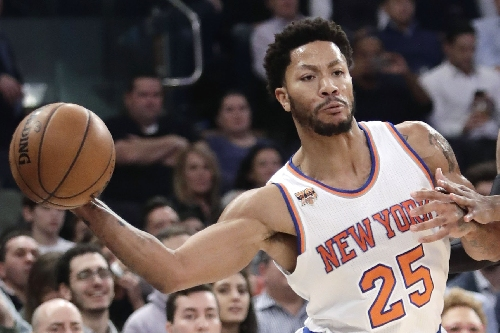 Derrick Rose braces for another grueling point-guard test