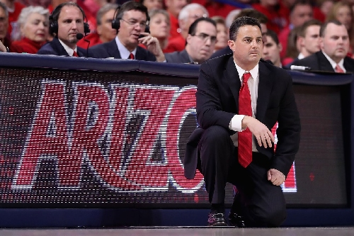 """Arizona basketball: Wildcats can't let poor second half vs. ASU """"bleed into"""" their games vs. USC and UCLA"""
