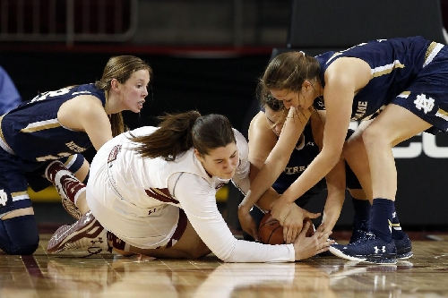 More of the Same as Boston College Women's Basketball Falls to Virginia