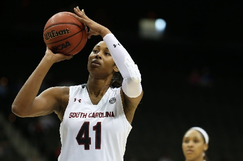 #5 South Carolina stays perfect in SEC play with 84-61 win at LSU
