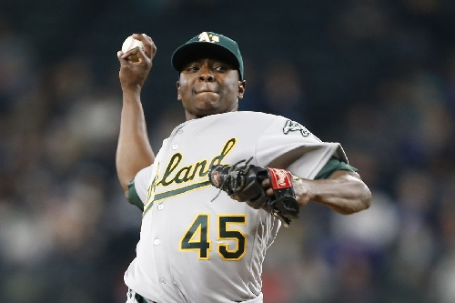 Oakland A's 2017 Community Prospect List #5: Jharel Cotton is no longer a sleeper
