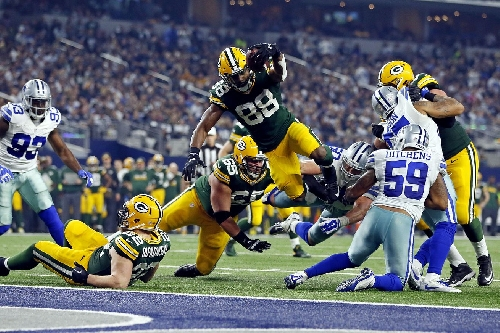Packers vs. Cowboys, Divisional Playoffs: Second Half Game Updates & Discussion