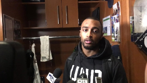 Seahawks wide receiver Doug Baldwin: 'It's kind of like mourning right now'