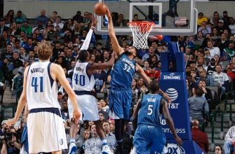 Timberwolves-Mavericks Twi-lights: KAT denies Harrison Barnes