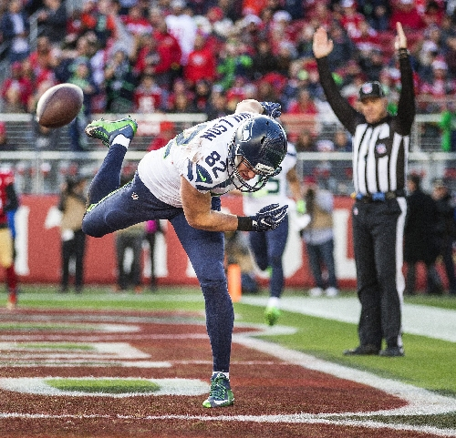 Tight end Luke Willson, one of Seahawks' 13 unrestricted free agents, says he's hoping to be back