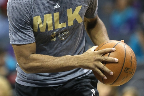 Both Nets teams to participate in MLK Day activities
