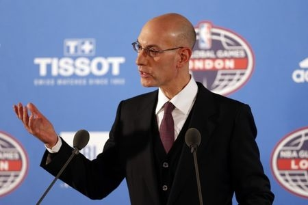 NBA: League eyes growth in Mexico, looks at possible franchise