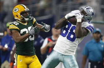 Dez Bryant, Dak Prescott Tie Game Up in Fourth (Video)