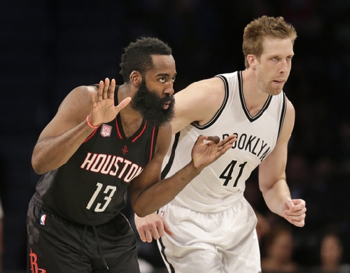 Harden's 12th triple-double helps Rockets end 2-game skid The Associated Press